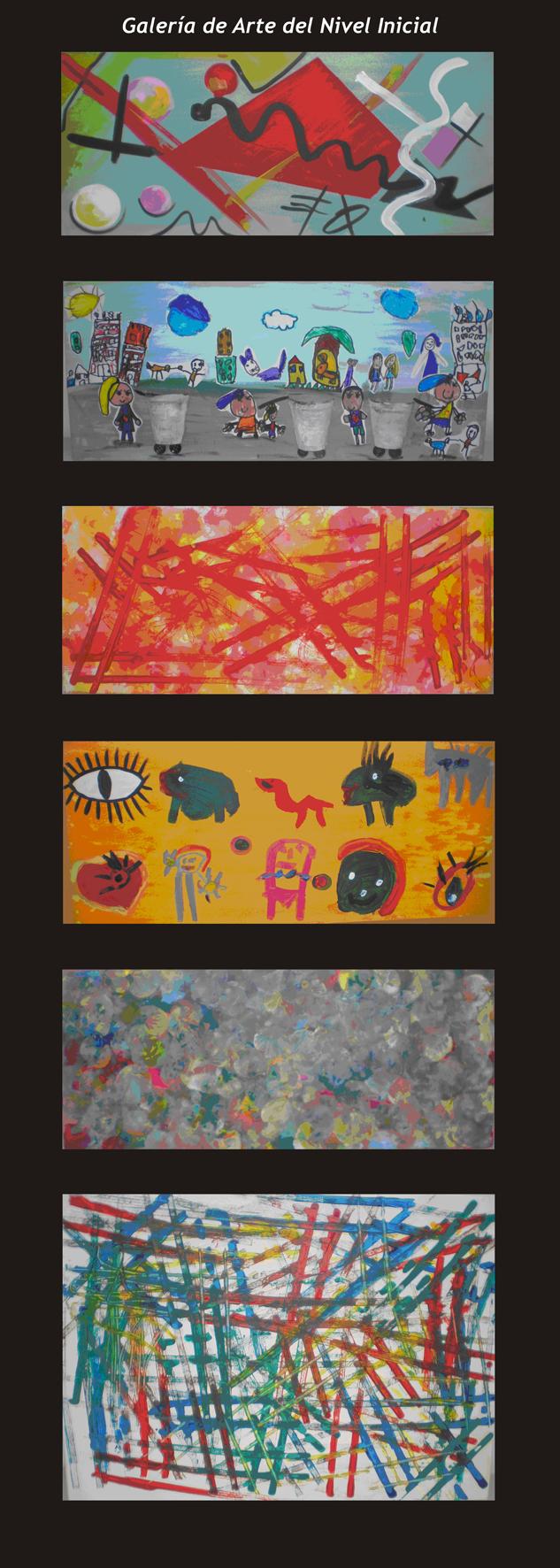 Galería de Arte de Nivel Inicial 1